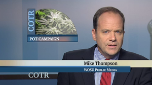 Legal Pot Backers Take Fight To Court, Airwaves