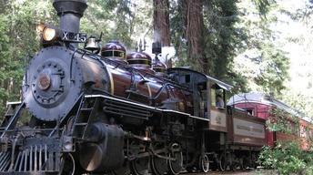 More Trains Around North America
