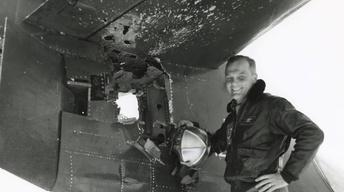 John Glenn: Korean War
