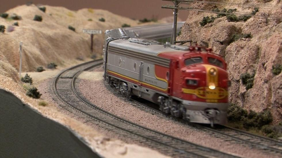 Model Trains – The Piedmont Division image