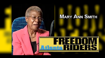 Freedom Riders - Mary Ann Smith