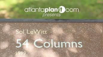 Atlanta Public Art: 54 Columns