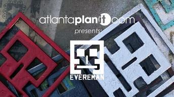 Atlanta Public Art: Evereman