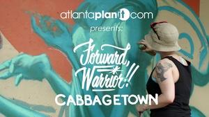 Atlanta Public Art: Forward Warrior