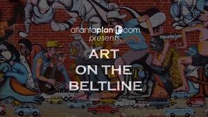Art on the Atlanta BeltLine