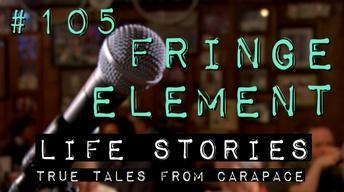 """Ep. 105: """"Fringe Element"""""""