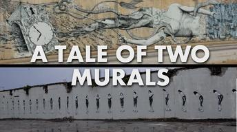 A Tale of Two Murals