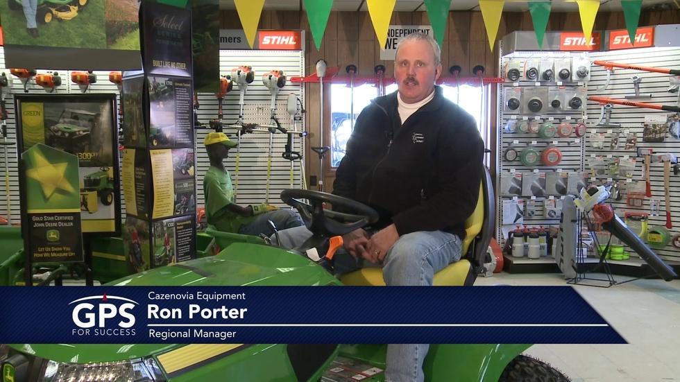 Ron Porter Extended Interview image