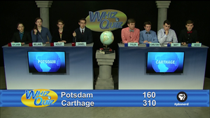 Potsdam vs. Carthage Quarter Finals 2016