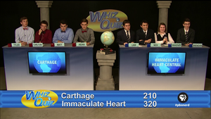 Carthage vs. Immaculate Heart Central Semi-Final 2016