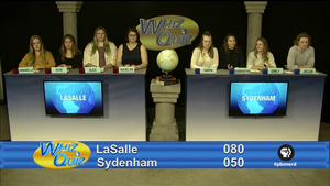 LaSalle vs. Sydenham 2016