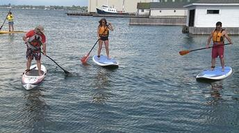 Xpedition Outdoors: Paddle Boarding