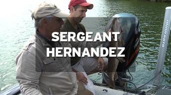 Staff Sergeant Joey Hernandez Ep 1