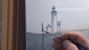 "Wilson Bickford ""Monochromatic Lighthouse"" (Season 1)"