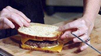 Michelle's Patty Melt