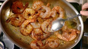 Blackened Shrimp - Michy's Munchies