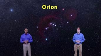 """A New Perspective On Orion"" 1 min version"