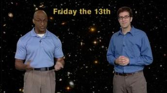 Friday The 13th is Good Luck For Finding Planets-5 Min...