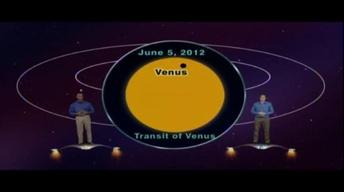 Venus in Transit 5 min version