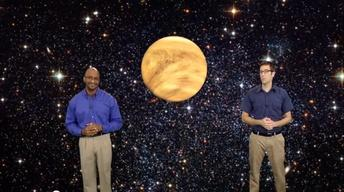 """Bye-bye Mars & Venus vs The Pleiades"" 1 min version"