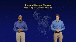 """Plan Now For The Perseid Meteor Shower"" 5 min version"