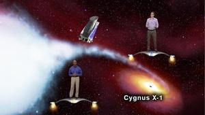 """Cygnus The Spectacular Swan"" Sept 28th-Oct 4th 5 min"