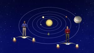 """Planetary Ping Pong!"" Oct 26th-Nov 1st 5 Min"
