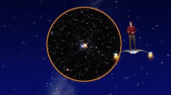"""The Secret Lives of Stars"" Nov 16th-22nd 5 Min"