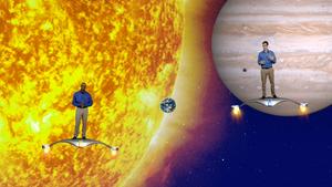 """""""Supermarket Solar System!"""" Jan 18-24th 5 Min"""