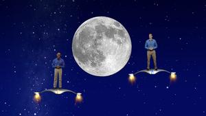 """""""The Long-Awaited Moon-Joke Episode"""" February 8-14th 5 Min"""