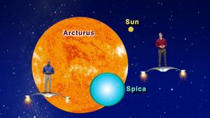 """""""Arc to Arcturus"""" April 4-10th 5 Min"""