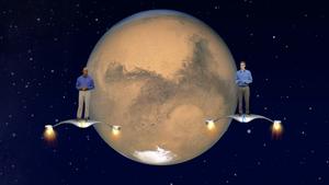 """Let's Go to Mars"" Jun 13- 19th 5 Min"