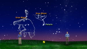 """Circumpolar Constellation and Seasonal Stars"" July 11-17 5M"