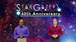 """""""40 Years of Gazing at the Stars"""" Oct 31-Nov 6th 5 Min"""