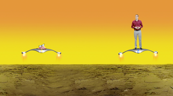 """Venus Misses Mars By That Much"" Feb 6-12th 5 Min"