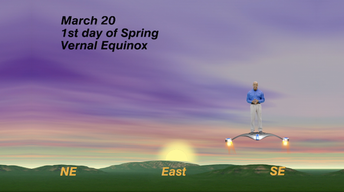 """Equinox"" March 13-19th 5 Min"