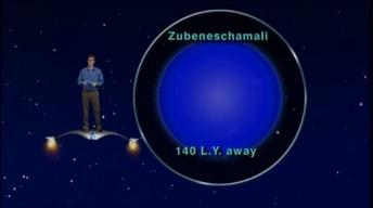 It's Zubeneschamali And Zubenelgenubi - 5min