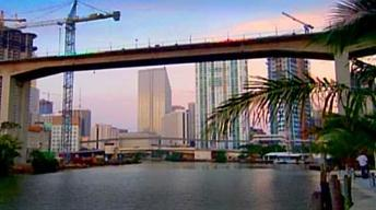 Miami-Reflections on the River