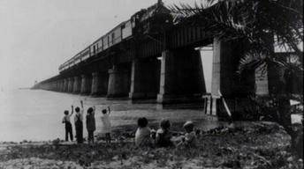 Flagler's Train - The Florida Keys Over-Sea Railroad