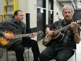 30-Minute Music Hour   On the Road: Randy Sabien & Mike Dowling - Long Tall Mama