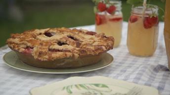 Switchel Brew and Pie