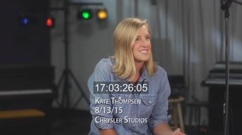Kate Thomsen - Acting Challenges