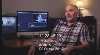 Joe Anderson - Directing Indie Films