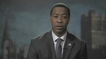 Lt. Gov. recall: Interview with Mahlon Mitchell