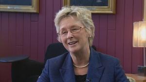 Ann Walsh Bradley Running For Re-Election