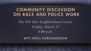 March 27 Forum Will Focus On Race Relations And Police