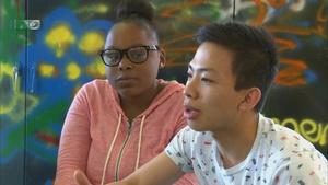 High School Students Discuss Police And Race Relations