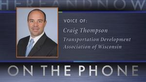 Thompson Reacts To Transportation In State Budget