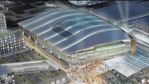 Bill For New Bucks Arena Passes Legislature
