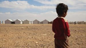 Taeuber Discusses Assistance To Syrian Refugees From Jordan